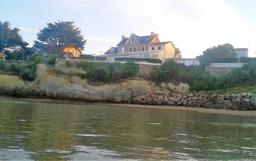 Location de vacances - Appartement à La Bernerie-en-Retz - La résidence