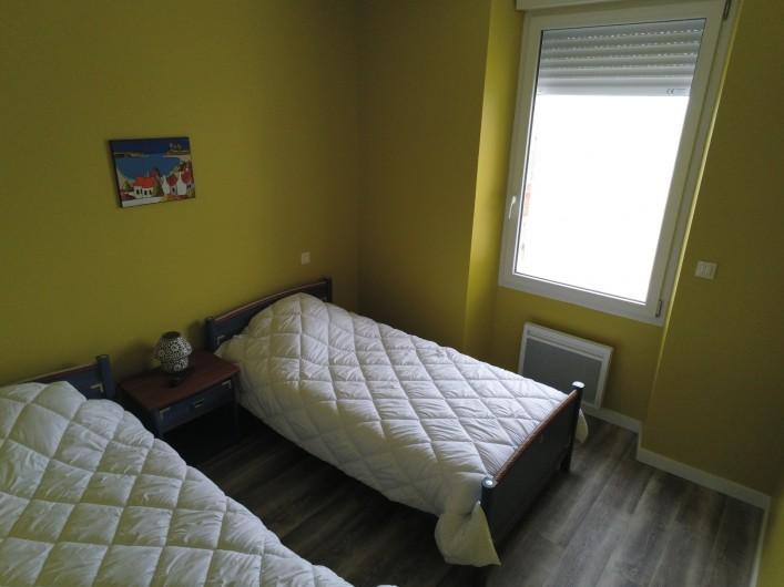 Location de vacances - Appartement à La Bernerie-en-Retz - La chambre