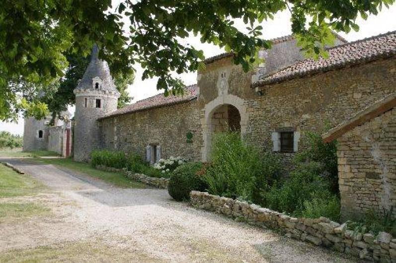 Location de vacances - Gîte à Champigny-sur-Veude