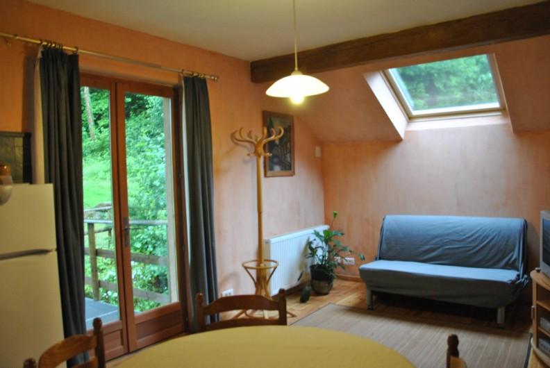 Location de vacances - Appartement à La Grande-Fosse