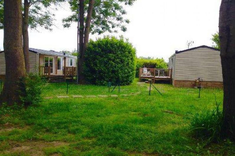 Location de vacances - Bungalow - Mobilhome à Saint-Leu-d'Esserent