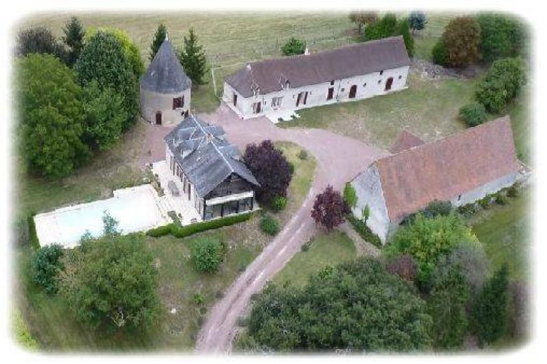 Location de vacances - Gîte à Paulmy