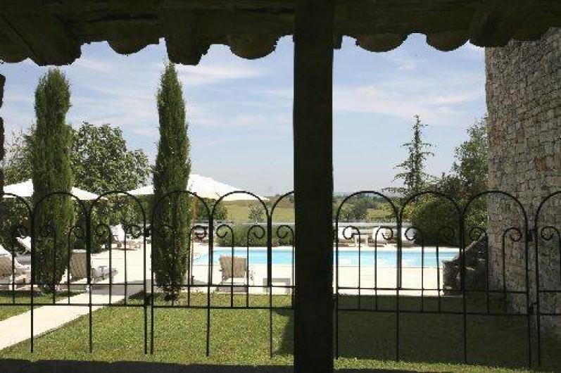Location de vacances - Chambre d'hôtes à Donnazac