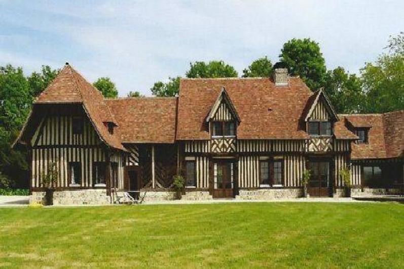Location de vacances - Château - Manoir à Deauville