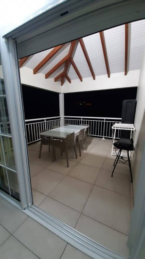 Location de vacances - Appartement à Sainte-Anne - LOGGIA