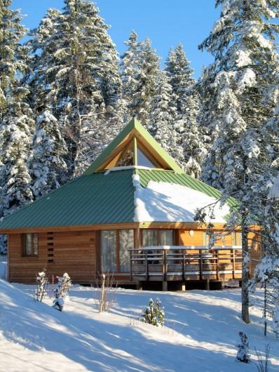 Location de vacances - Chalet à Prénovel