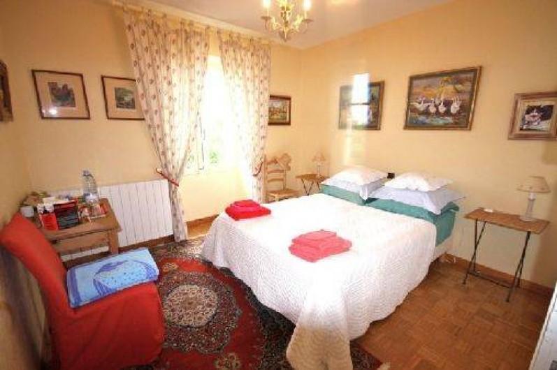 Location de vacances - Maison - Villa à Monfort - Un lit de 140