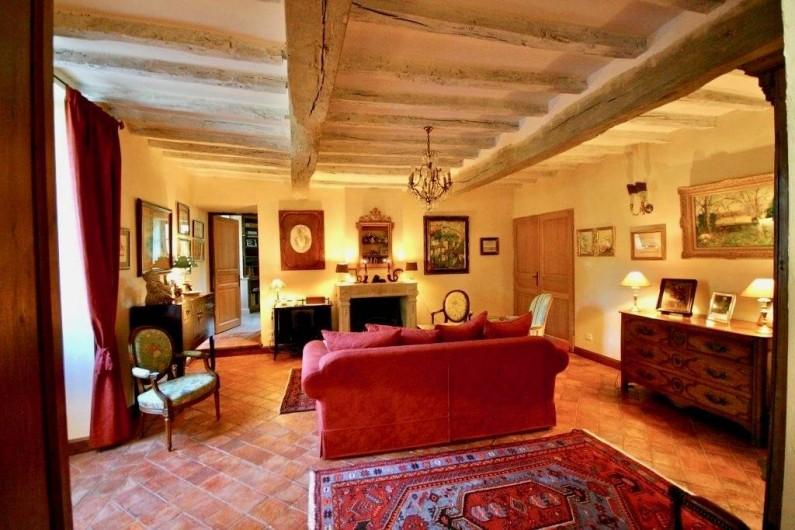 Location de vacances - Maison - Villa à Monfort - Le salon