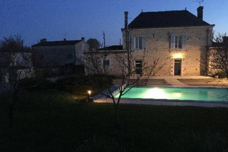 Location de vacances - Maison - Villa à Le Bourdet