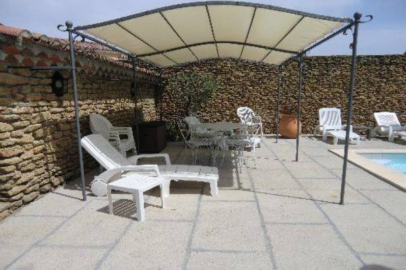Location de vacances - Villa à Grillon
