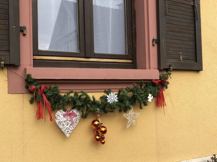 Location de vacances - Gîte à Muttersholtz - Noël dans le gîte
