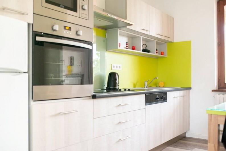 Location de vacances - Gîte à Muttersholtz - La cuisine