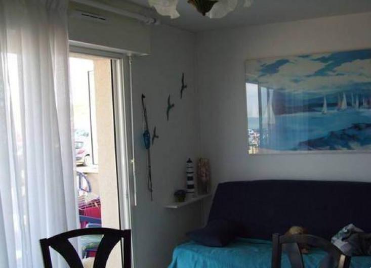 Location de vacances - Appartement à Fort-Mahon-Plage