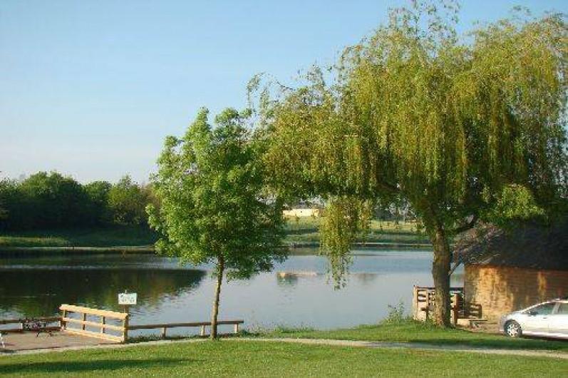 Location de vacances - Chalet à Villiers-Charlemagne