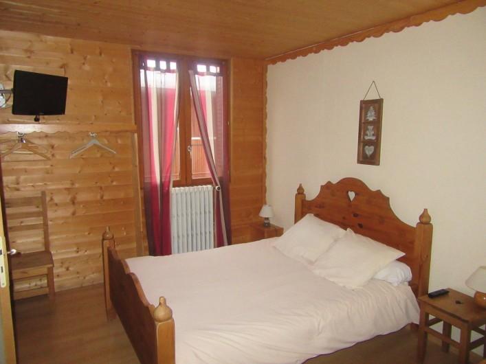 Location de vacances - Hôtel - Auberge à Saint-François-Longchamp - Chambre double