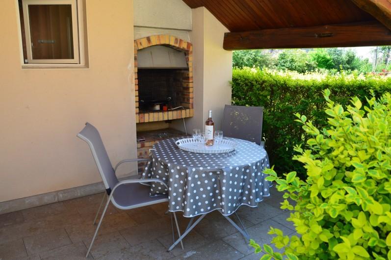 Location de vacances - Gîte à Ladoix-Serrigny