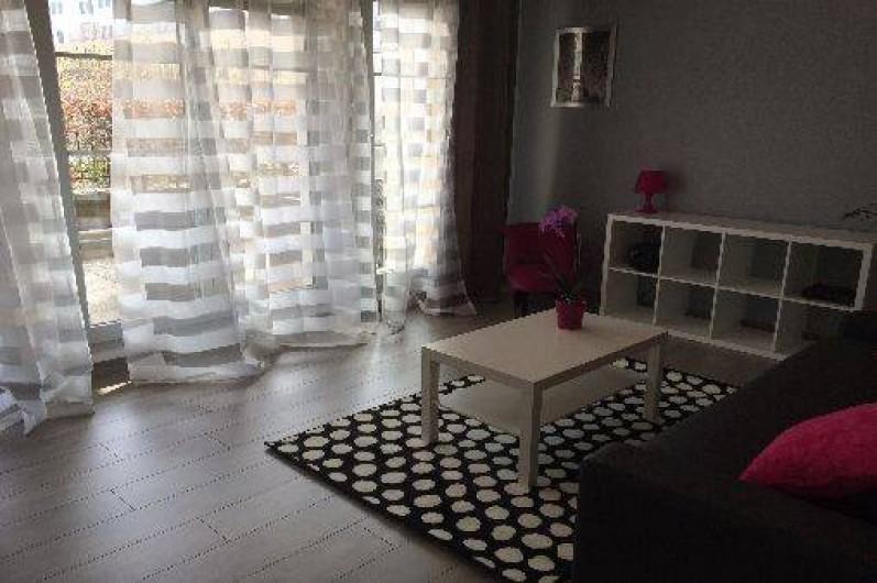 Location de vacances - Studio à Montévrain - Salon