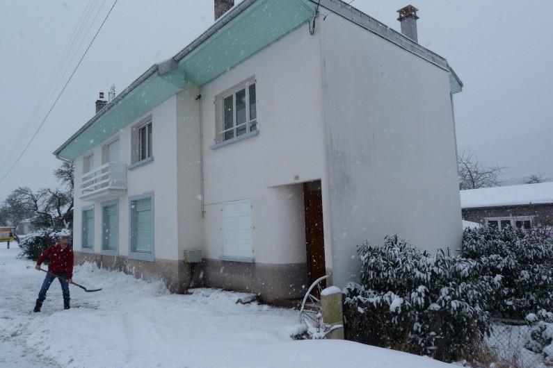 Location de vacances - Appartement à Granges-sur-Vologne