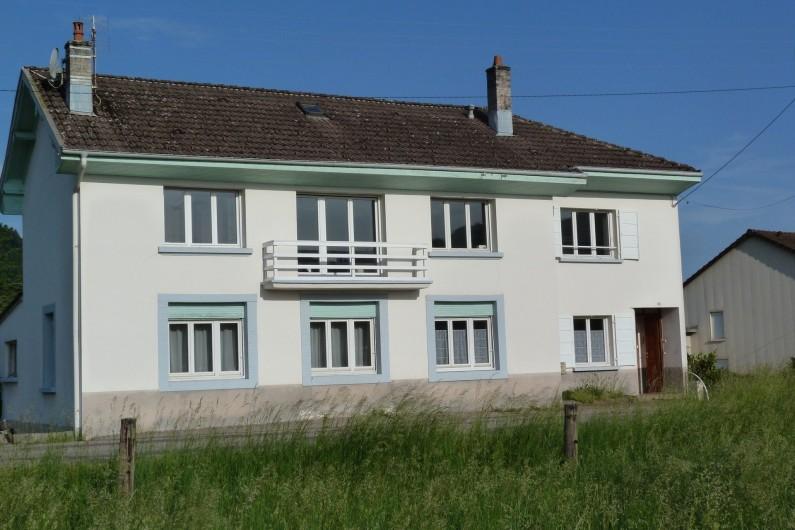 Location de vacances - Appartement à Granges-sur-Vologne - Le Tholy à Granges sur Vologne