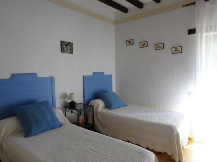Location de vacances - Maison - Villa à Venes - 3 ème chambre