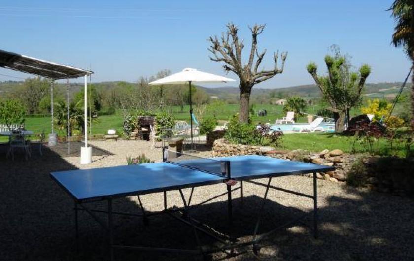 Location de vacances - Maison - Villa à Venes - Les activités extérieures