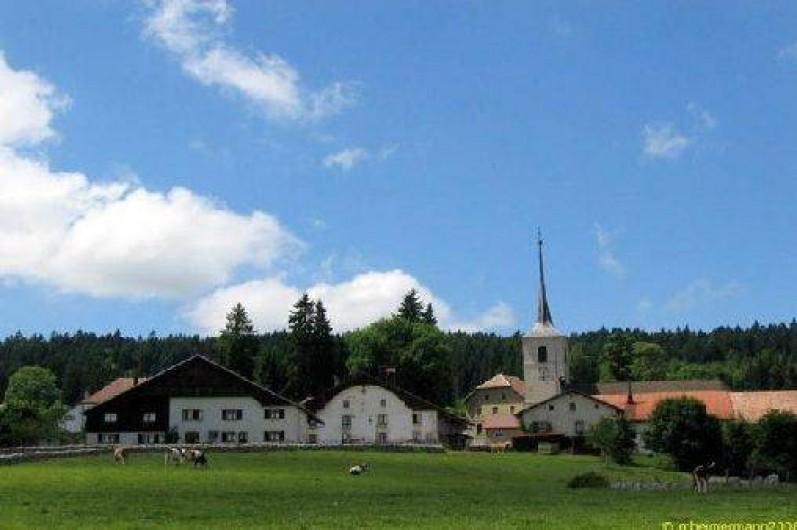 Location de vacances - Gîte à Le Bizot