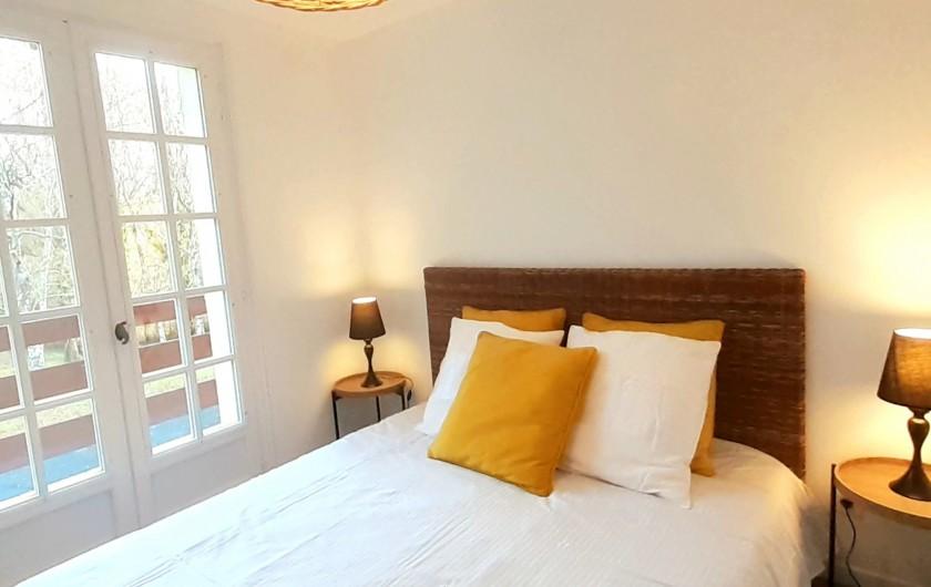 Location de vacances - Villa à Saumur - Espace détente