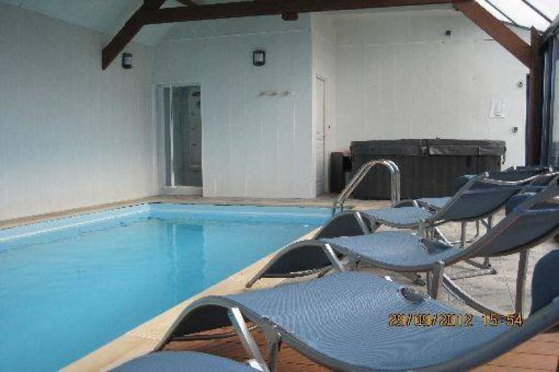 Location de vacances - Villa à Moëlan-sur-Mer