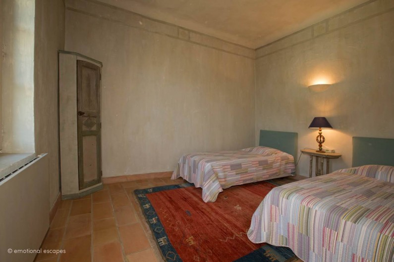 Location de vacances - Mas à Gordes - 3 ème Chambre