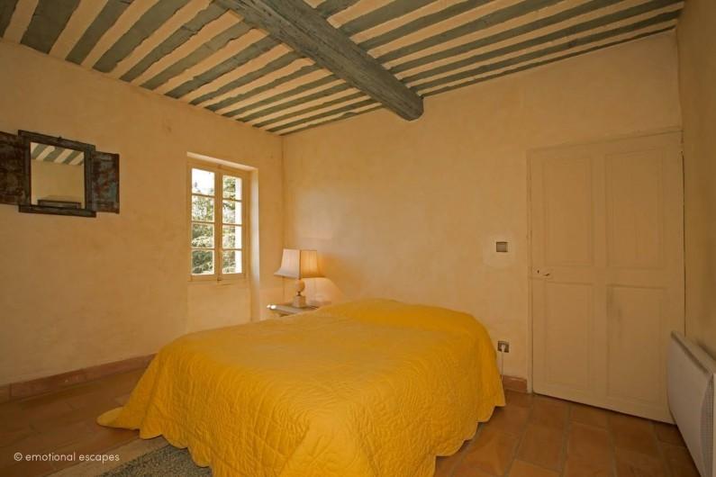Location de vacances - Mas à Gordes - 2 ème Chambre