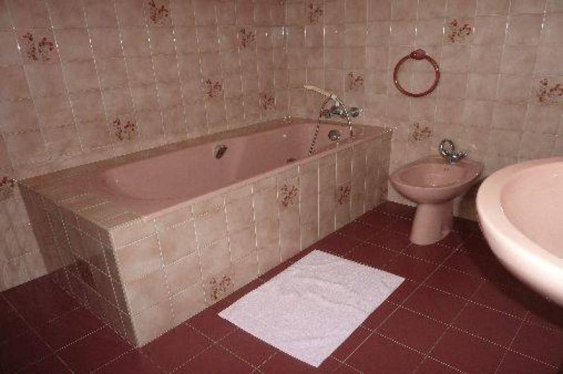 Location de vacances - Maison - Villa à Loctudy - Salle de Bains Etage
