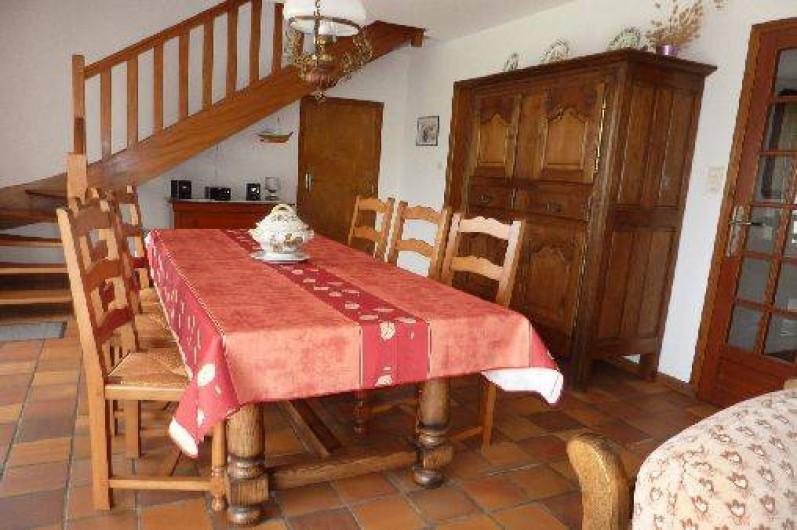 Location de vacances - Maison - Villa à Loctudy - Salle de Séjour
