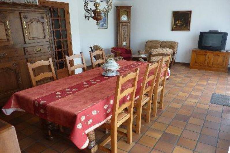 Location de vacances - Maison - Villa à Loctudy - Séjour - Salon