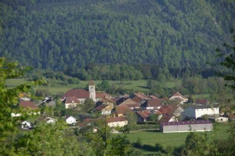 Location de vacances - Chalet à Bretonvillers