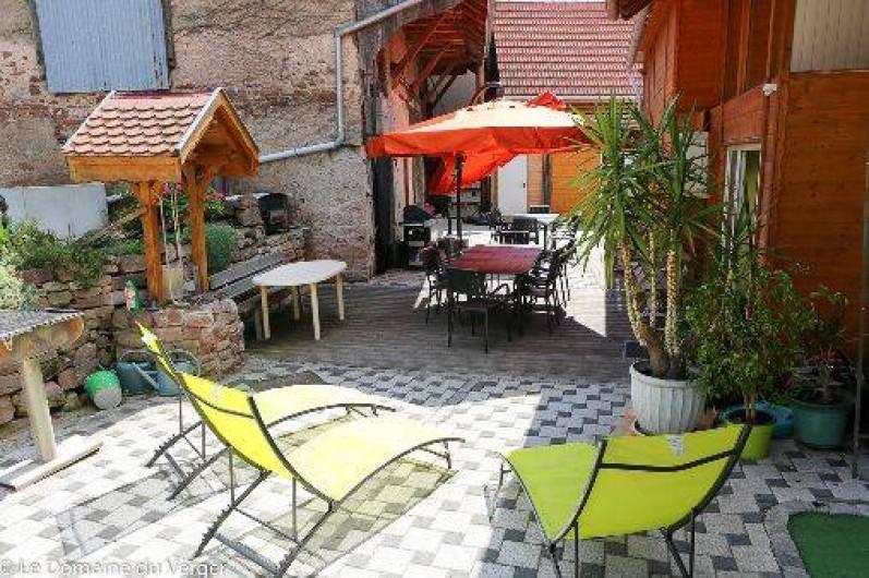 Location de vacances - Villa à Osenbach