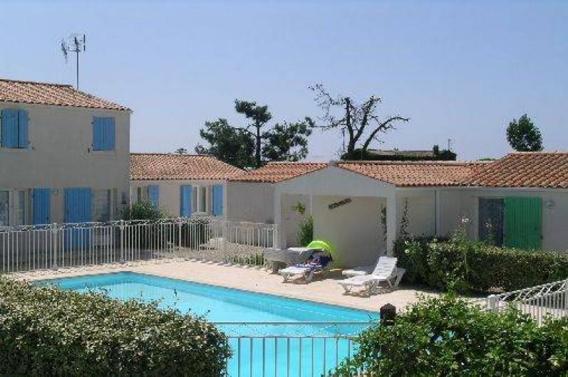 Location de vacances - Appartement à Le Château-d'Oléron