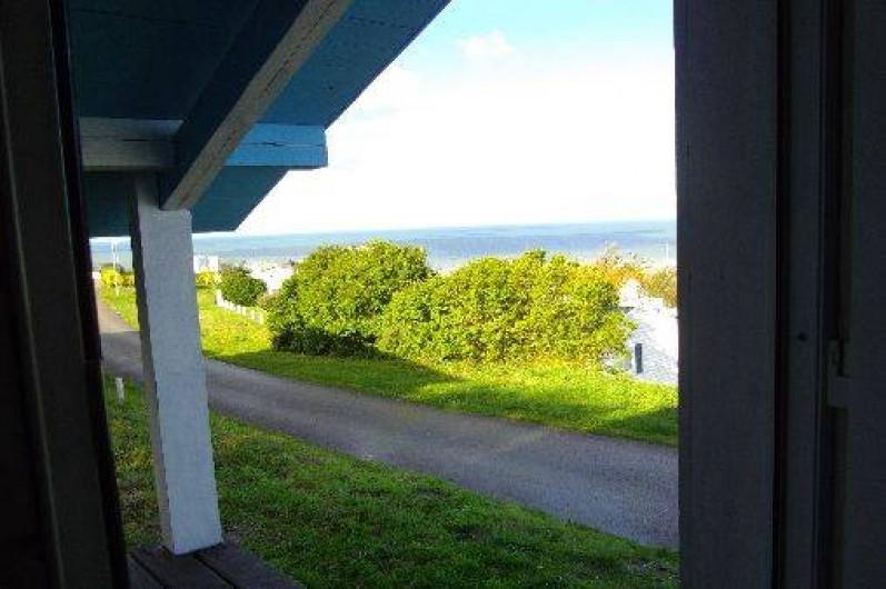 Location de vacances - Chalet à Équihen-Plage