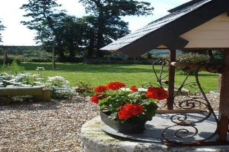 Location de vacances - Gîte à Bec-de-Mortagne