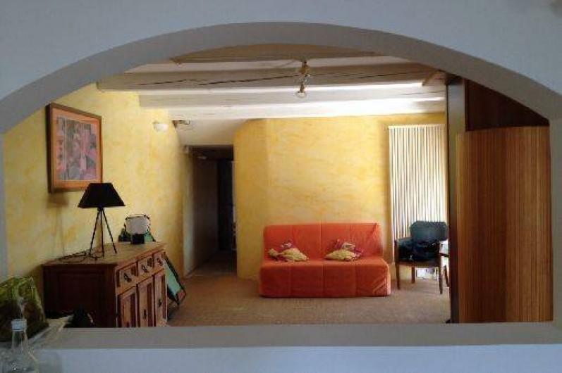 Location de vacances - Villa à Ensuès-la-Redonne - 2ème salon