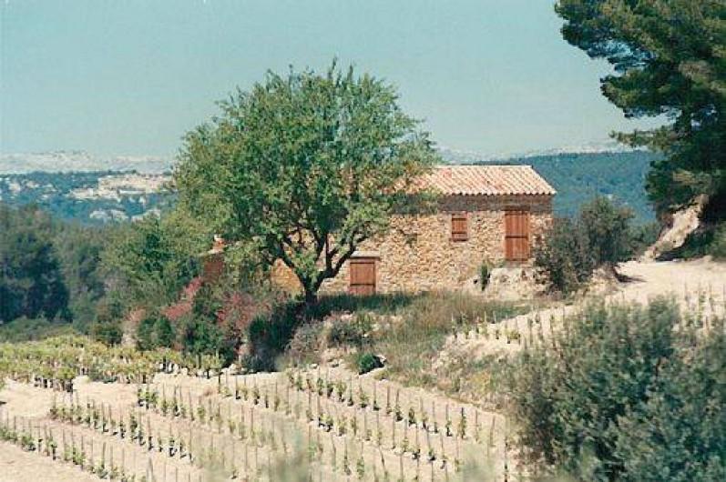 Location de vacances - Mas à Le Castellet