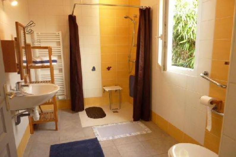 Location de vacances - Gîte à Hauteville-sur-Mer