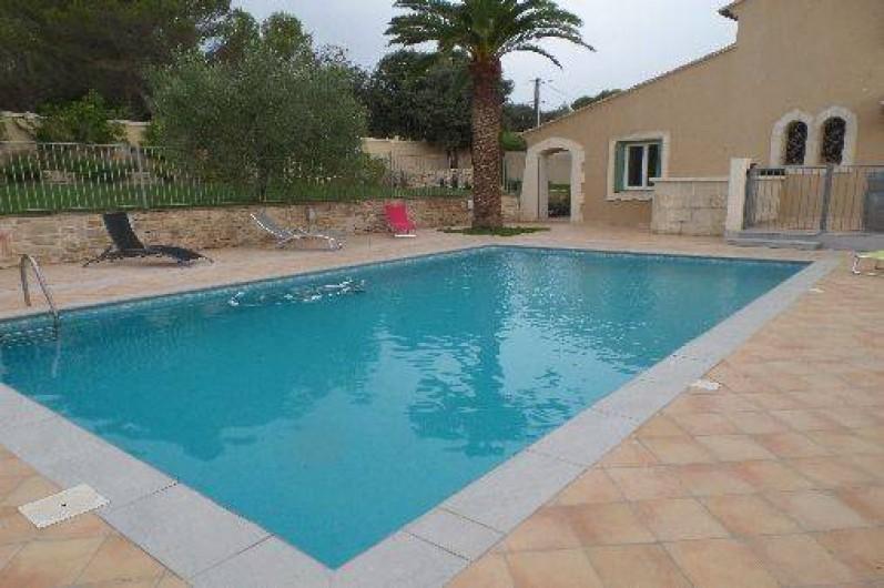 Location de vacances - Villa à Boissières