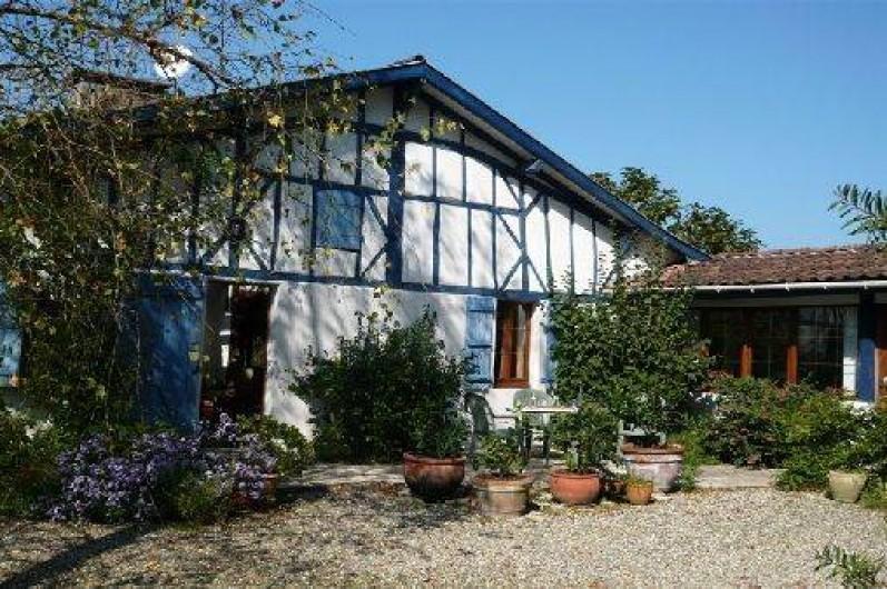 location de vacances maison villa mimbaste