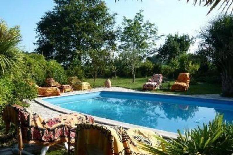 Location de vacances - Maison - Villa à Mimbaste