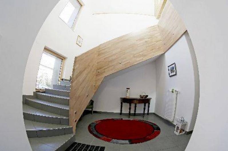 Location de vacances - Villa à Beblenheim - Escalier