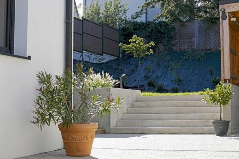 Location de vacances - Villa à Beblenheim - Jardin2