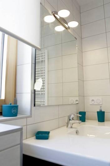 Location de vacances - Villa à Beblenheim - Salle de bain