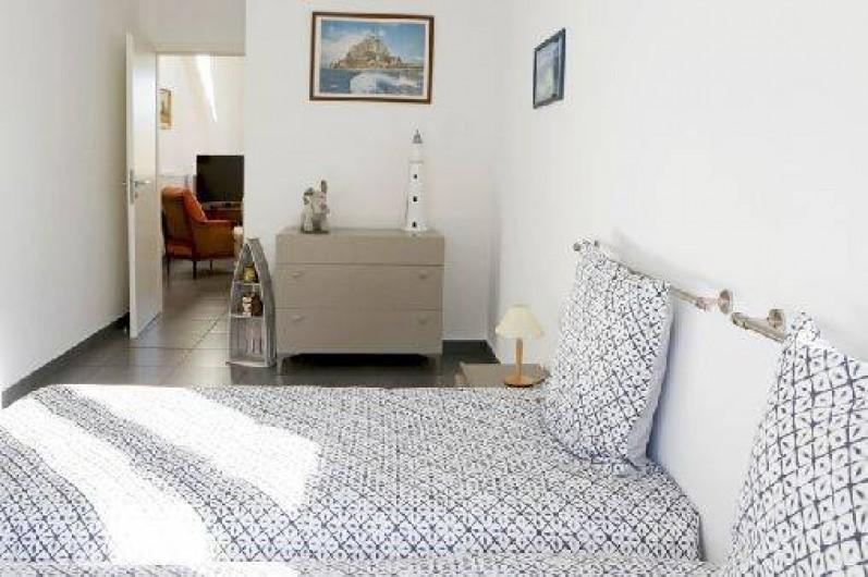 Location de vacances - Villa à Beblenheim - Chambre 1