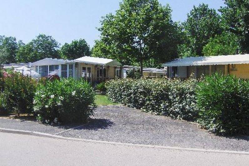 Location de vacances - Bungalow - Mobilhome à Vias