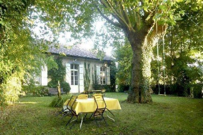 Location de vacances - Gîte à Saint-Gengoux-le-national